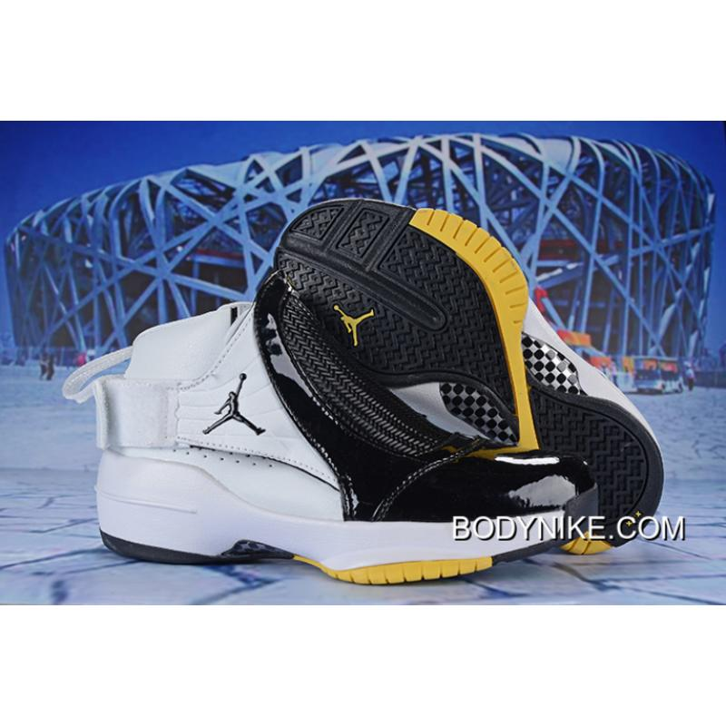 "5557e51e30b4 Buy Now Air Jordan 19 ""West Coast"" Black-Metallic Gold-White ..."