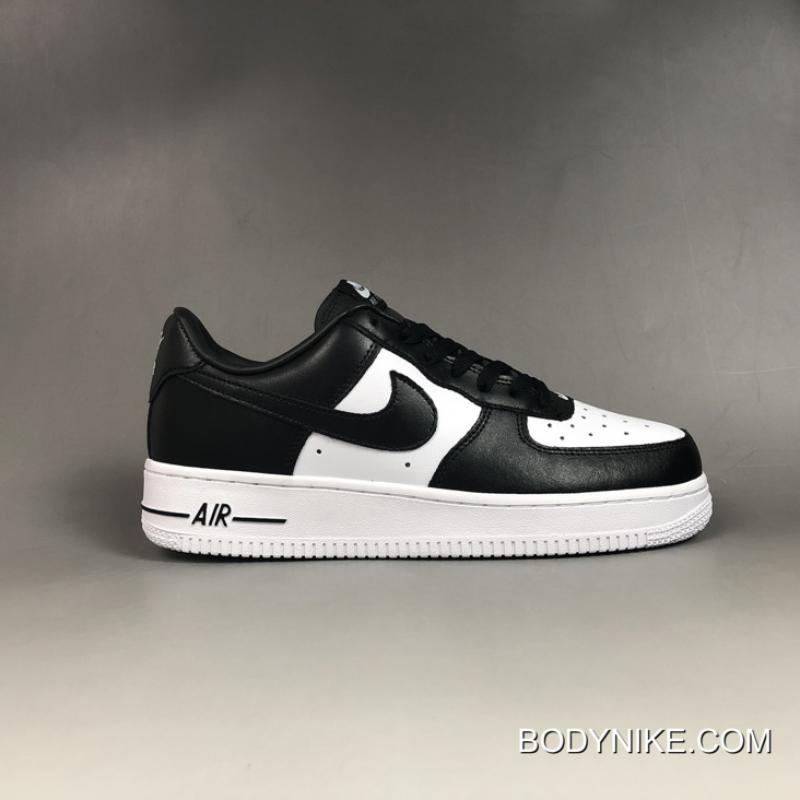 "Buy Now Nike Air Force 1 Low ""Tuxedo"" Black White, Price ..."