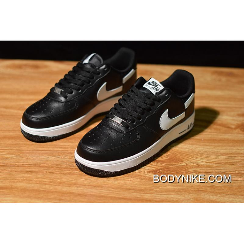 new concept bdbf9 1bed7 New Style Supreme X Comme Des Garçons X Nike Air Force 1 Low Black/White