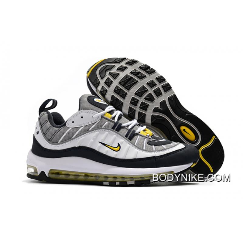 outlet store 56926 586d7 Nike Air Max 98 OG Tour Yellow Where To Buy