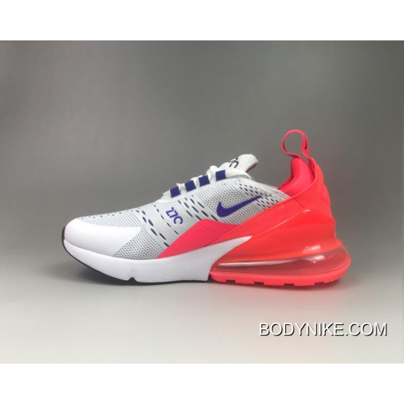 competitive price 05b79 a1775 Nike Air Max 270 Ultramarine/Solar Red For Women Online