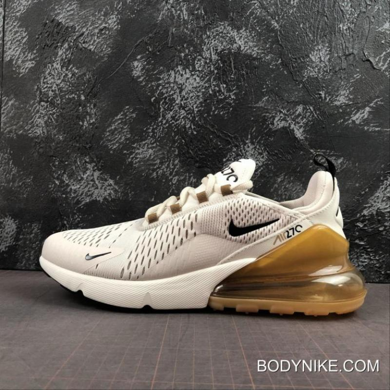 low priced 3fe7f b70f0 Top Deals Nike Air Max 270 Light Orewood Brown/Black