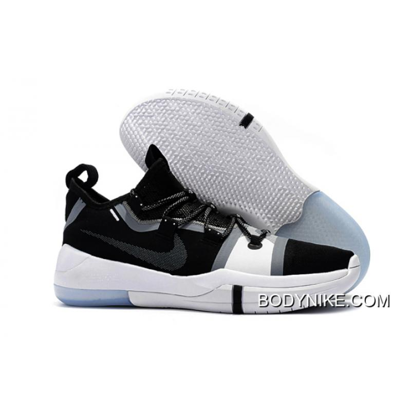 81b27ac7bf3f03 New Year Deals Nike Kobe AD Royal Blue White ...