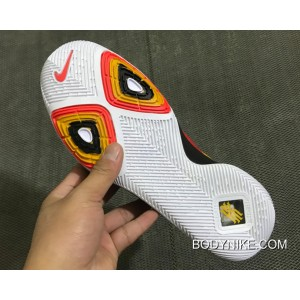 """reputable site 848b2 c2a7a Nike Kyrie 3 """"Raygun"""" PE Black/Orange/Red For Sale"""