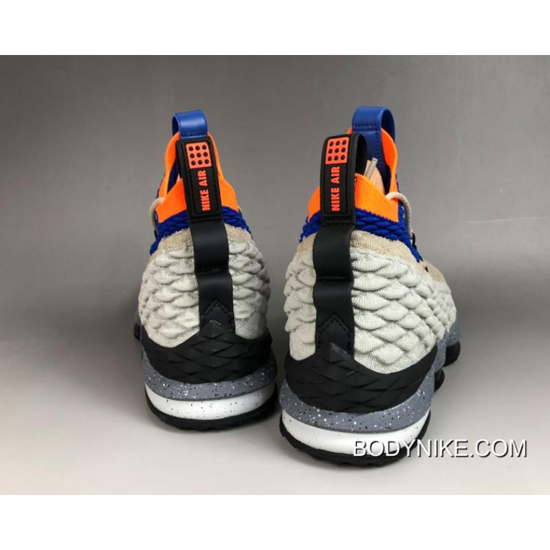 newest collection 7d326 f2a85 Nike LeBron 15 'ACG Air Mowabb' New Style