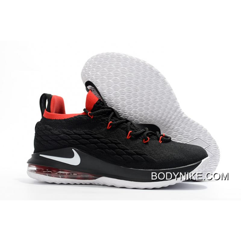 lebrons 15 red