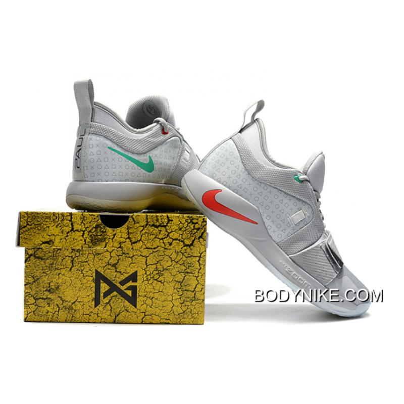 sports shoes 03d8f f33ec Buy Now PlayStation X Nike PG 2.5 Wolf Grey/Multi-Color