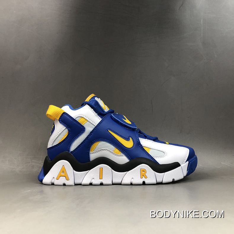 Brand New Nike Air Barrage Mid
