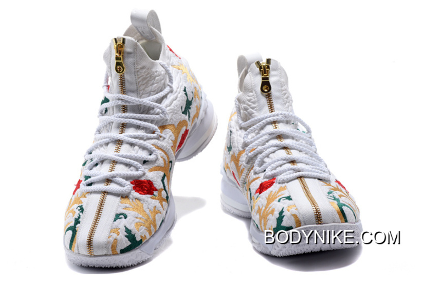 "online store 0a668 5ce56 KITH X Nike LeBron 15 ""Floral"" Where To Buy"